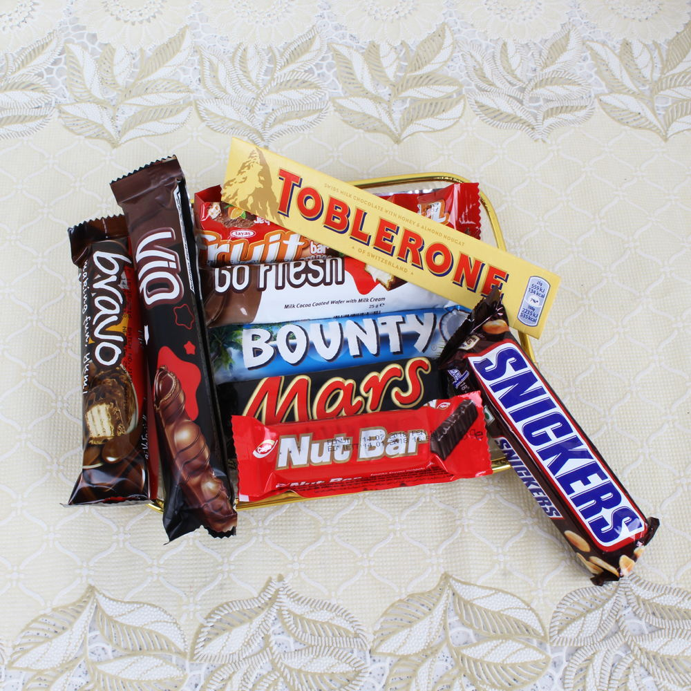 Assorted Imported Chocolates Online