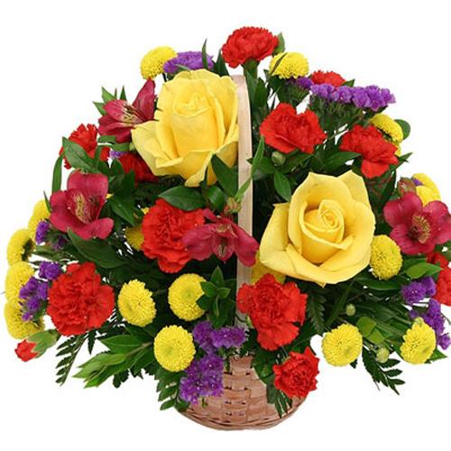 Designer Flower Basket