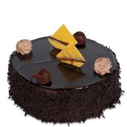 1/2 Kg Choco Chips Cake