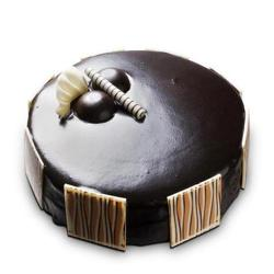 1/2 Kg Dark Chocolate Cake