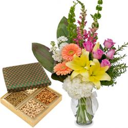 Beautiful Flowers Hamper