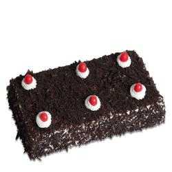 Black Forest Bar Cake