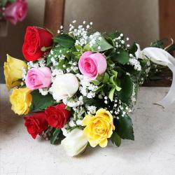 Bouquet of Mix Roses Online