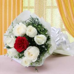 Bunch of Beautiful Roses Online