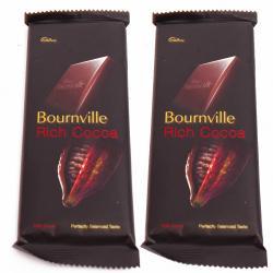 Cadbury Bournville Chocolate Bars