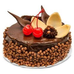 Chocolate Bubbly Cake