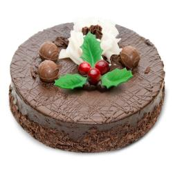 Chocolate Nutties Cake