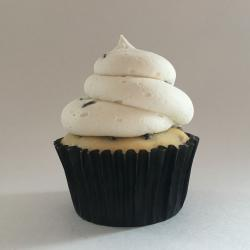 Chocolate with Vanilla Cupcake