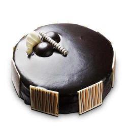 Dark Chocolate Cake from Five Star Bakery