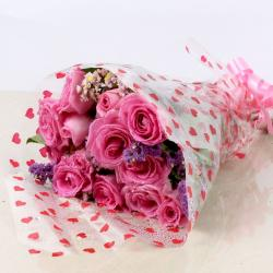 Delight Pink Roses