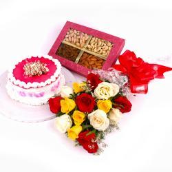 Delightful Anniversary Gift Combo