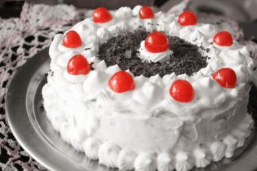 Delish Black Forest Cake