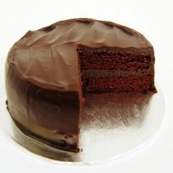 Delish Chocolate Cake