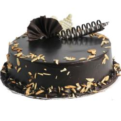 Designer Almond Cake
