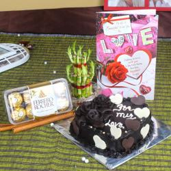 Exclusive Heart Valentine Gift Set