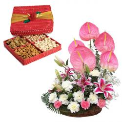 Exotic Flowers Gift