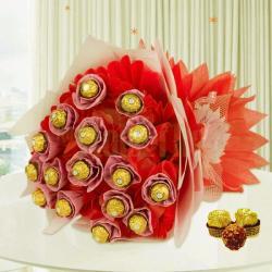 Ferrero Rocher Bouquet Online