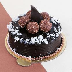 Ferrero Rocher Cream Cake