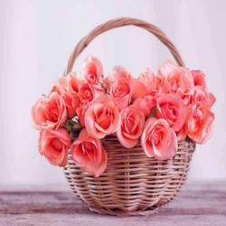 Graceful Roses Arrangement