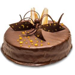 Half Kg Chocolate Flavor Cake
