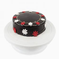 Half Kg Simple Chocolate Cake