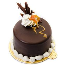 Lava Chocolate Cake