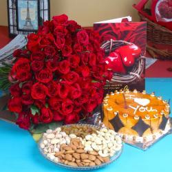 Love Valentine Gift Combo