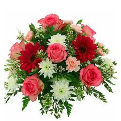 Mix Color Flowers Bunch