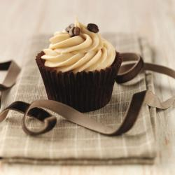 Mocha Cappuccino Hazelnut Cupcake