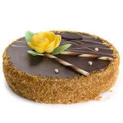 Nougat Chocolate Cake