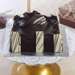 One Kg Dark Chocolate Cake Treat