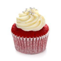 Pack of 6 Red Velvet Cupcake
