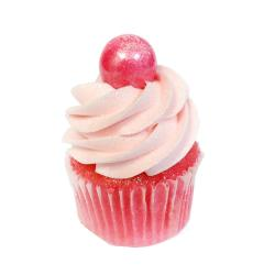 Pack of 6 Strawberry Cupcakes