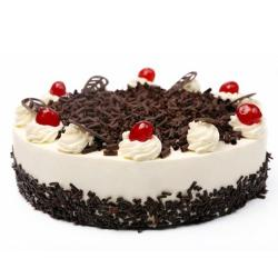 Red Cherry Black forest Cake
