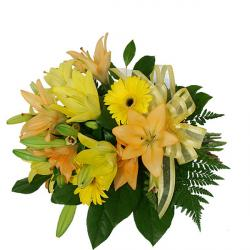 Refreshing Flowers Bouquet
