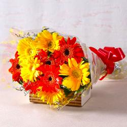 Refreshing Gerberas Bouquet