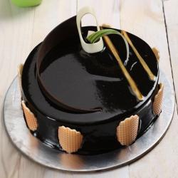 Rich Truffle Cake
