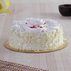 Rose Vanilla Chips Cake