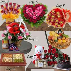 Seven Days Gifts Combo Online