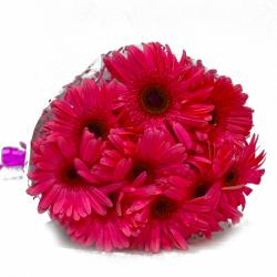 Special Bouquet of Pink Gerberas