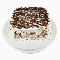 Square Butterscotch Cake