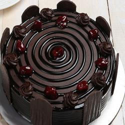 Stylish Chocolate Cake