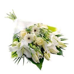 Sympathy Flowers Bouquet