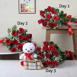 Three Days Delivery for Loved Ones