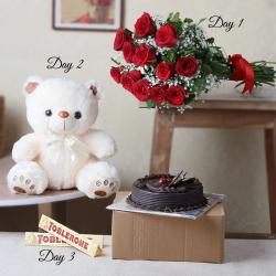 Three Days Delivery for Someone Special