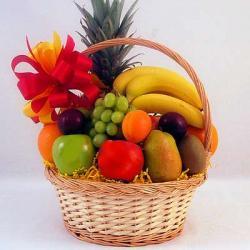 Tropical Fruits Basket