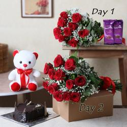 Two Days Serenade Gifts Delivery