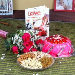 Valentine Couple Gift Combo