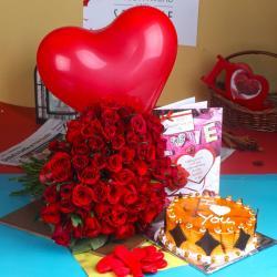 Valentine Love Heart Combo