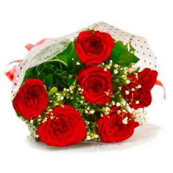 Valentines Special Red Roses !